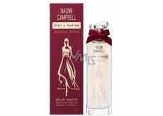 Naomi Campbell Prét a Porter Absolute Velvet toaletní voda pro ženy 30 ml