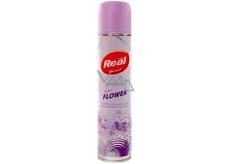 Real Silky Flower osvěžovač vzduchu sprej 300 ml