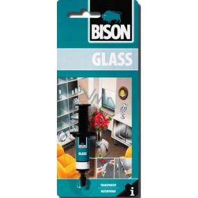 Bison Glas lepidlo na sklo lze použít i v kombinaci s kovy 2 ml