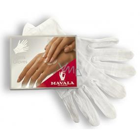 Mavala Gants Gloves bavlněné rukavice 1 pár