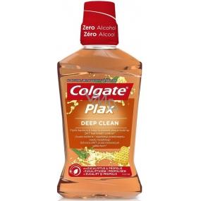 Colgate Plax Deep Clean ústní voda bez alkoholu 500 ml
