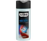 Str8 Hydro React sprchový gel na vlasy a tělo pro muže 400 ml