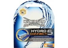 Wilkinson Hydro Connect 5 náhradní hlavice 4 kusy