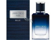Jimmy Choo Man Blue toaletní voda 30 ml