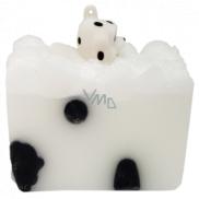 Bomb Cosmetics Štěňátko - Puppy Love Přírodní glycerinové mýdlo 100 g