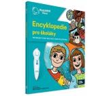 Albi Kouzelné čtení interaktivní mluvící kniha Encyklopedie pro školáky, věk 6+