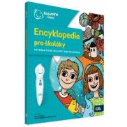 Albi Kouzelné čtení interaktivní mluvící kniha Encyklopedie pro školáky, pro děti od 6 let