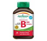Jamieson B-komplex s postupným uvolňováním 100 mg doplněk stravy 60 kapslí