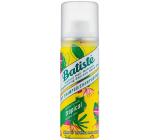 Batiste Tropical suchý šampon na vlasy pro objem a lesk 50 ml