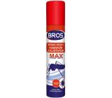 Bros Max sprej proti komárům a klíšťatům 90 ml