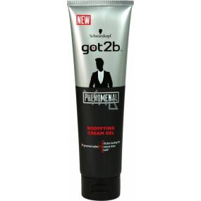 Got2b Phenomenal Bodyfying Cream Gel krémový gel pro objem 150 ml