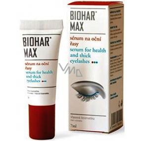 Biohar Max sérum na oční na řasy stimuluje a regeneruje růst očních řas 7ml