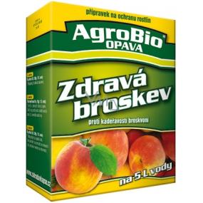 AgroBio Zdravá broskev souprava Kuprikol 50 30 g + Thiram Granuflo 15 g