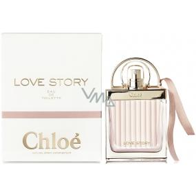 Chloé Love Story Eau de Toilette toaletní voda pro ženy 50 ml