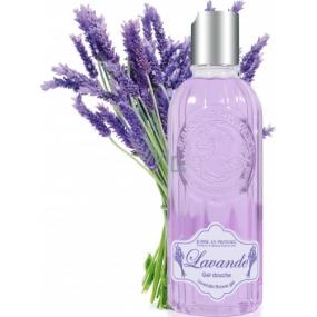 Jeanne en Provence Lavande Levandule sprchový gel pro ženy 250 ml