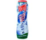 Teny Wc pískový čistič bělicí a dezinfekční účinek dobře odstraňuje mastnotu a pachy 400 g