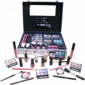 Technic XL Attaché Train Case kosmetický kufr 35 x 26 x 7 cm