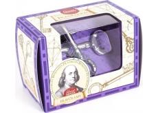 Albi Great Minds Franklin kovový hlavolam 5,3 x 6,6 x 9 cm