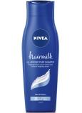 Nivea Hairmilk Pečující šampon pro normální vlasy 250 ml