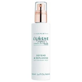 Lumene Detox & Protect Antioxidant Mist ochranný & regenerační antioxidační pleťový závoj 100 ml