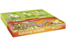 Apotheke Bylinkový hrneček Kolekce prémiových čajů 30 sáčků, sada