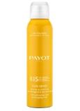 Payot Sun Sensi Brume Anti-Age SPF15 aktivační mlha pro prodloužení opálení 125 ml