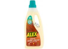 Alex Extra lesk 2v1 čistič na dřevěné parketové podlahy 750 ml