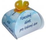 Kappus Přírodní mýdlo z rostliných olejů Kouzelný dárek pro krásný den 50 g