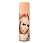Zo Goodmark Pastel Smývatelný barevný lak na vlasy Oranžový 125 ml