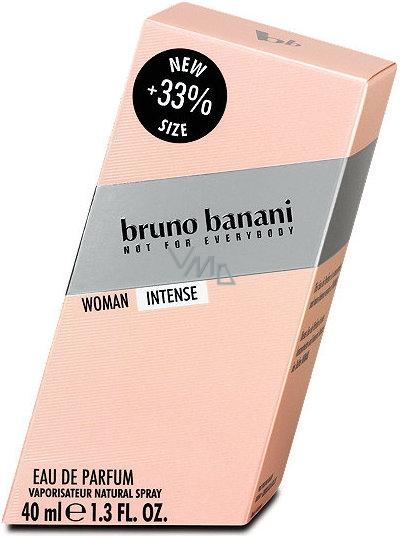 Bruno Banani Woman Intense parfémovaná voda 40 ml