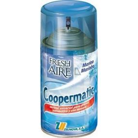Fresh Aire Coopermatic Marine univerzální osvěžovač náhradní náplň 250 ml
