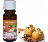 Slow-Natur Pečené jablko Vonný olej 10 ml