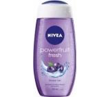 Nivea Powerfruit Relax sprchový gel síla ovoce a rozmazlující péče 250 ml