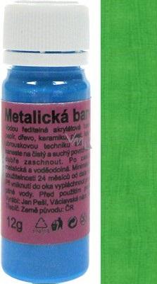 Artemiss Univerzální barva 33 metalická zelená 12 g
