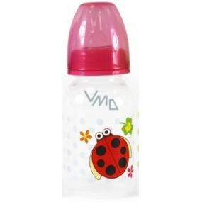 First Steps Hmyz Beruška 0+ kojenecká láhev 150 ml