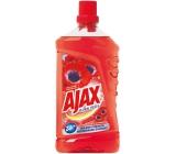 Ajax Floral Fiesta Red Flowers univerzální čistící prostředek 1 l
