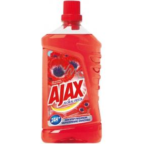 Ajax Floral Fiesta Red Flowers univerzální čisticí prostředek 1 l