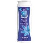 Bione Cosmetics for Men Cannabis Q10 vlasový a tělový sprchový gel pro muže 200 ml