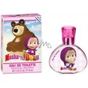 Máša a Medvěd toaletní voda pro děti 30 ml