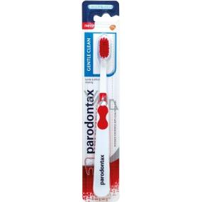 Parodontax Gentle Clean Extra Soft extra měkký zubní kartáček pro krvácející dásně