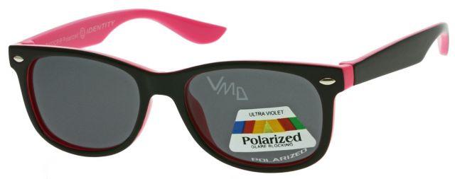 Dudes & Dudettes Sluneční brýle pro děti růžové Z402P
