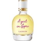 Lanvin A Girl in Capri toaletní voda pro ženy 90 ml Tester