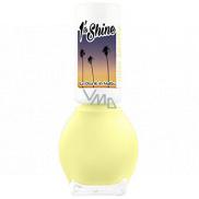 Miss Sporty 1 Min to Shine lak na nehty 0048 Sun-Drunk in Malibu 7 ml