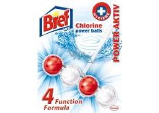 Bref Power Aktiv 4 Formula Chlorine Wc blok 51 g