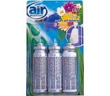 Air Menline Rain of Island Happy spray osvěžovač vzduchu náhradní náplň 3 x 15 ml