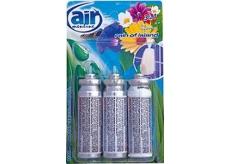Air Menline Rain of Island Happy Osvěžovač vzduchu náhradní náplň 3 x 15 ml sprej