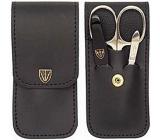 Kellermann 3 Swords Luxusní manikúra 3 dílná Genuine Leather z pravé kůže L56771FG12