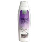 Bione Cosmetics Exclusive & Q10 tělové mléko pro všechny typy pleti 500 ml