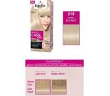 Schwarzkopf Palette Perfect Color Care barva na vlasy 218 Chladná blond