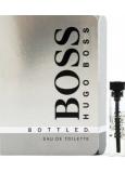 Hugo Boss Boss No.6 Bottled toaletní voda pro muže 1,5 ml, Vialka